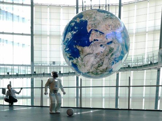 Mirakai, une musée sur les sciences
