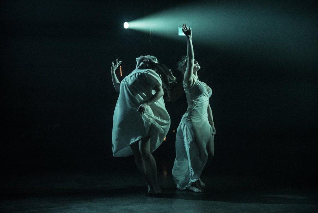 La danse immersive de Julia Cratchley