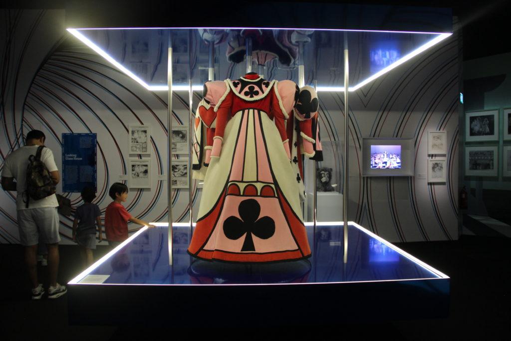 Exposition Alice in Wonderland - Singapore