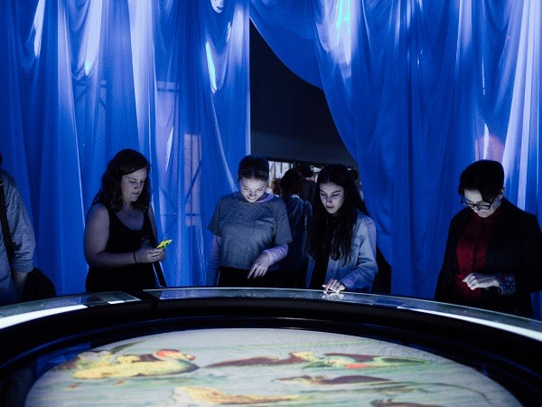 Alice in Wonderland - the interactive exhibition