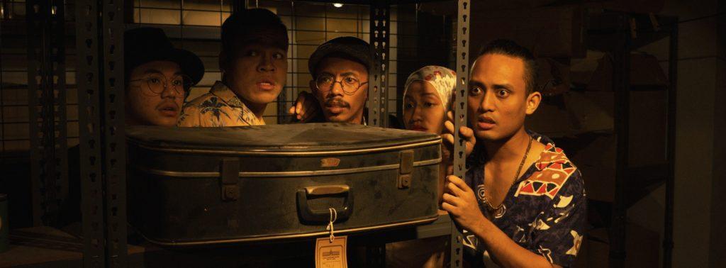 L'expérience est créée par des malaisiens, animés avec des acteurs malaisiens et pour un public local ! Credits : Hauntu