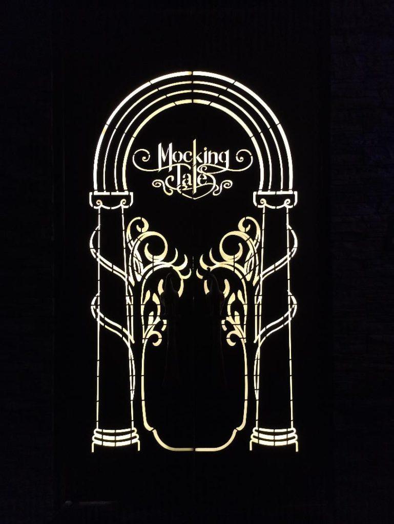 La porte d'entrée du Mocking Tales