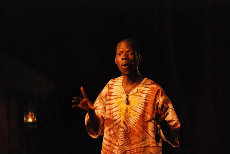 John Namai, le storytelling en performance