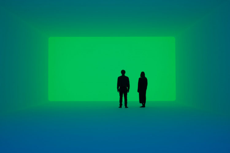 Aural de James Turrell : l'immersion par la lumière