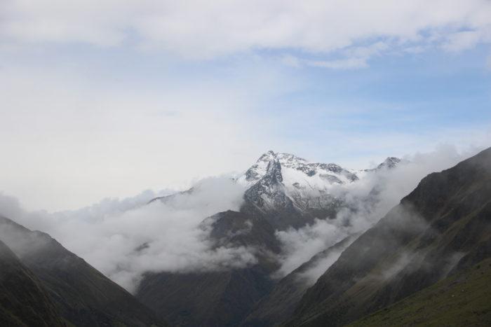 Voyage./ Le Salkantay Trek pendant la saison des pluies