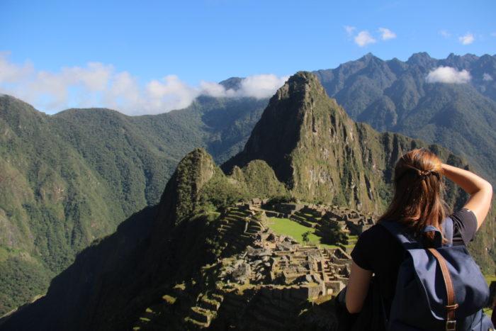 Voyage./ Coucou le Pérou !