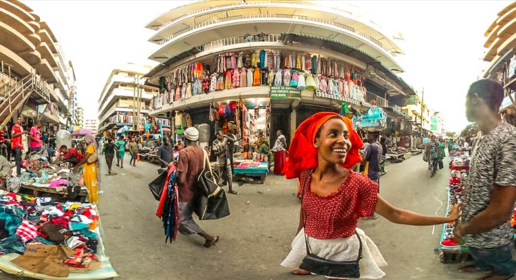Changer la perception des villes africaines avec Kariakoo