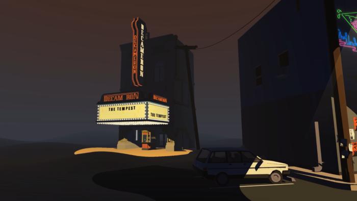 The Under Presents : Tempest est une pièce de théâtre virtuelle